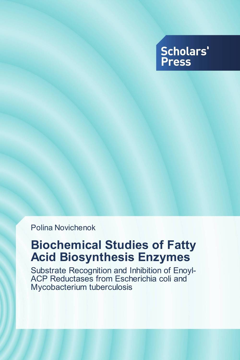 Biochemical Studies of Fatty Acid Biosynthesis Enzymes cofactor biosynthesis a mechanistic perspective 61