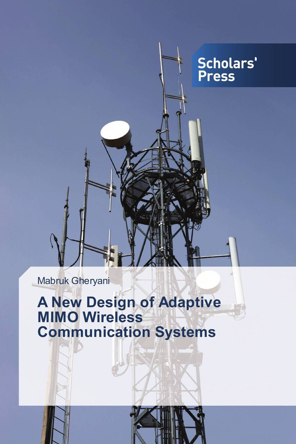 A New Design of Adaptive MIMO Wireless Communication Systems