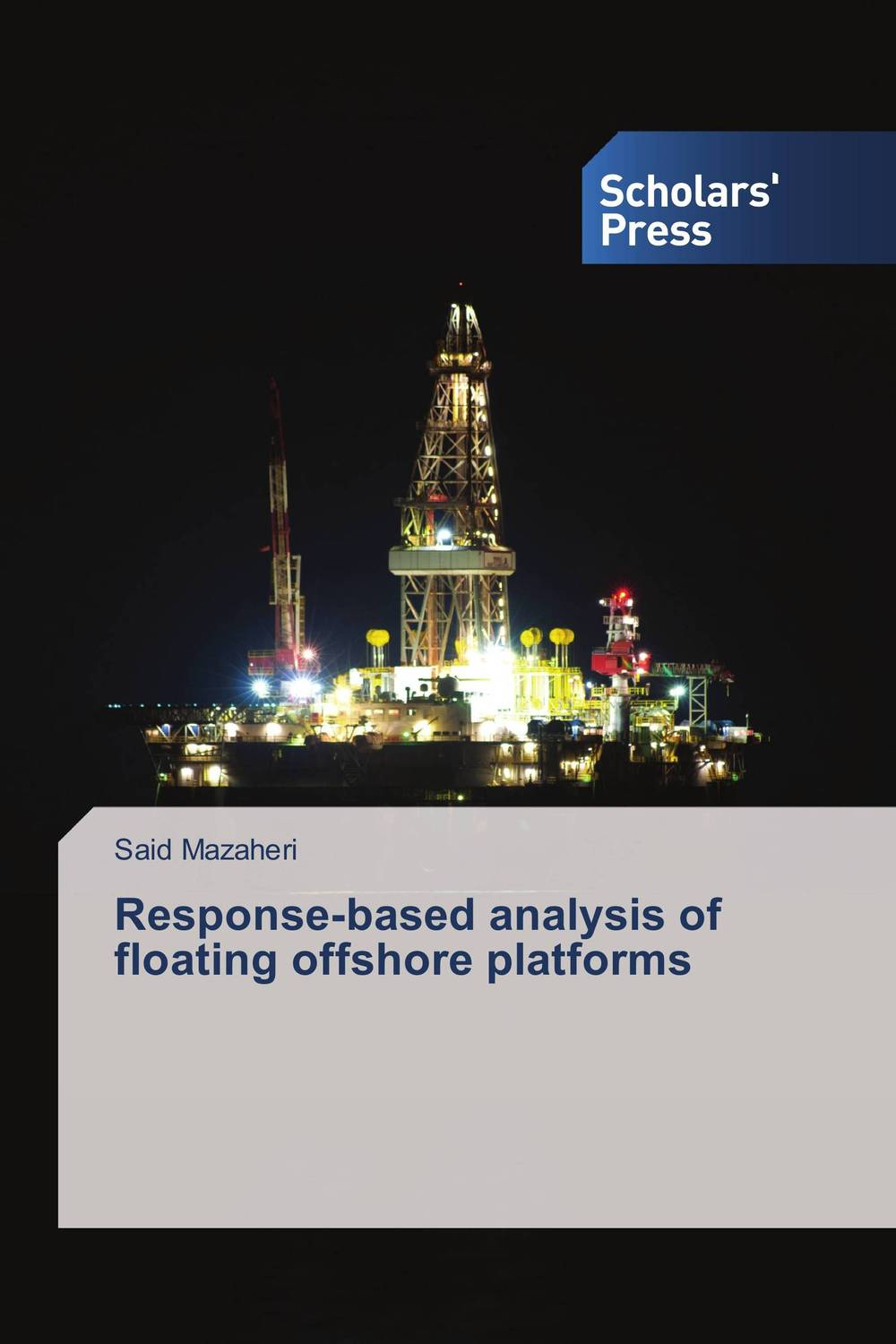 Response-based analysis of floating offshore platforms ahmed omar abdallah tarek moustafa mahmoud and tarek abd el hafeez abd el rahman filtering pornography based on face detection and content analysis