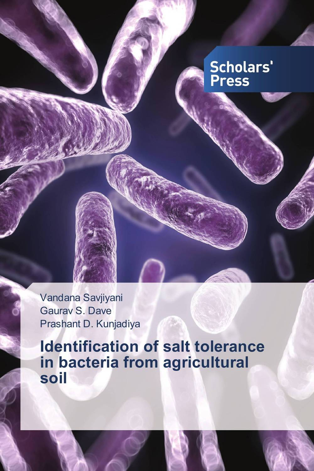 Identification of salt tolerance in bacteria from agricultural soil amber sattar and muhammad asif genetics of salinity tolerance in okra