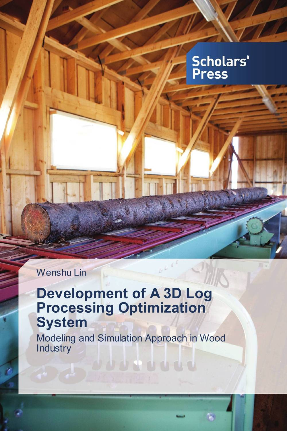 Development of A 3D Log Processing Optimization System system security through log analysis