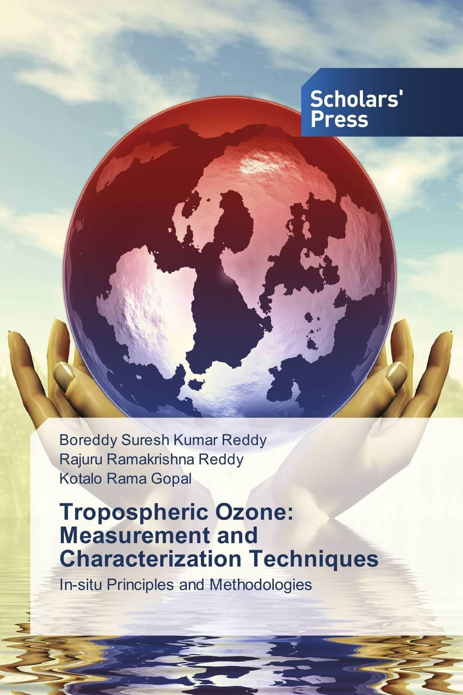все цены на Tropospheric Ozone: Measurement and Characterization Techniques онлайн