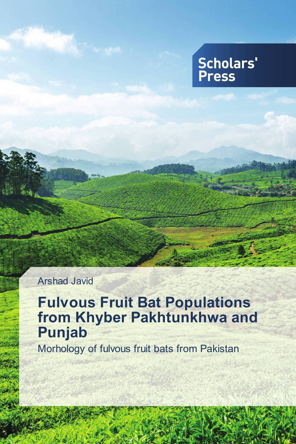 цены Fulvous Fruit Bat Populations from Khyber Pakhtunkhwa and Punjab