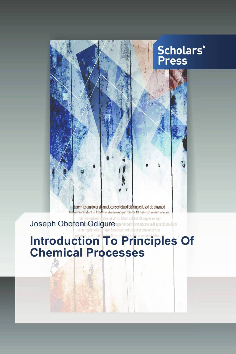 Introduction To Principles Of Chemical Processes identification processes of articulation and phonemic disorders