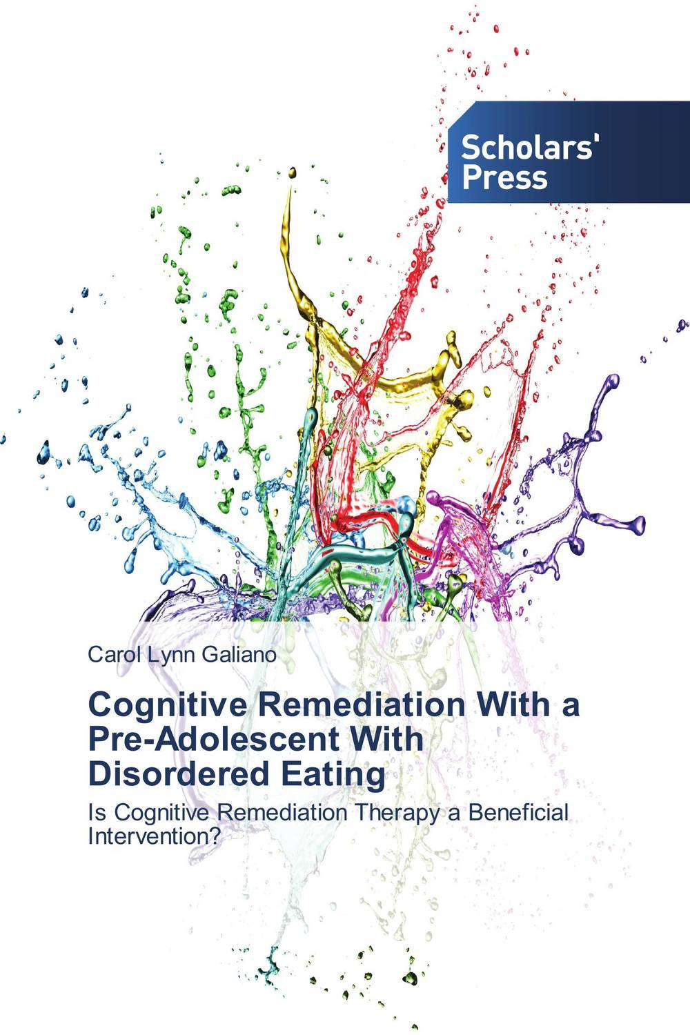 Cognitive Remediation With a Pre-Adolescent With Disordered Eating the role of family interventions in the therapy of eating disorders
