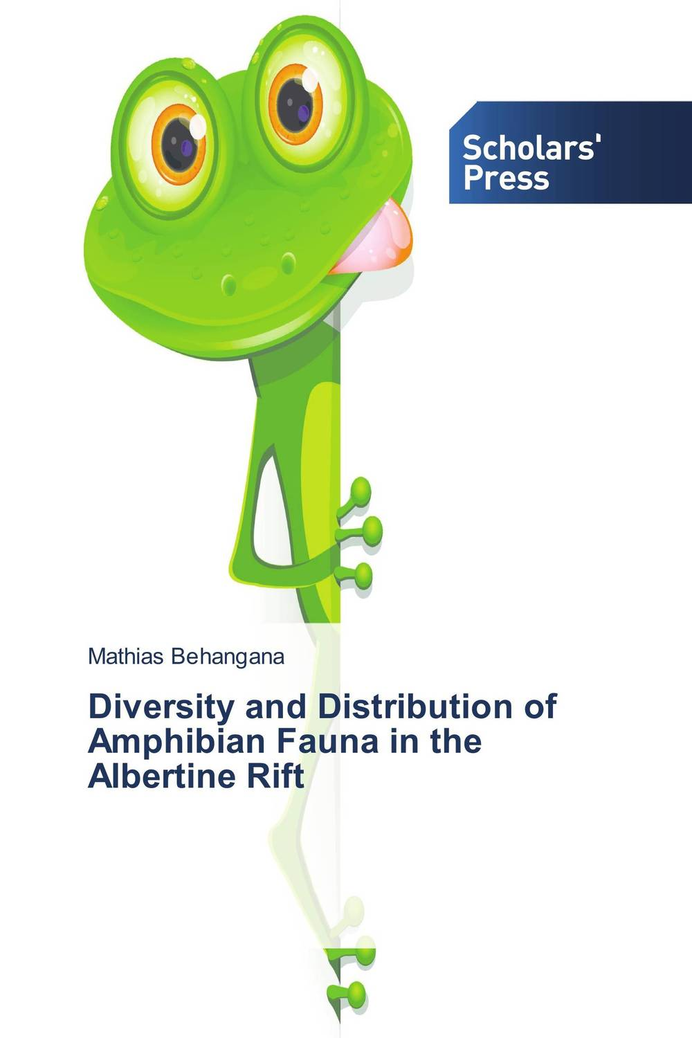 Diversity and Distribution of Amphibian Fauna in the Albertine Rift on the distribution of information structures and focal points
