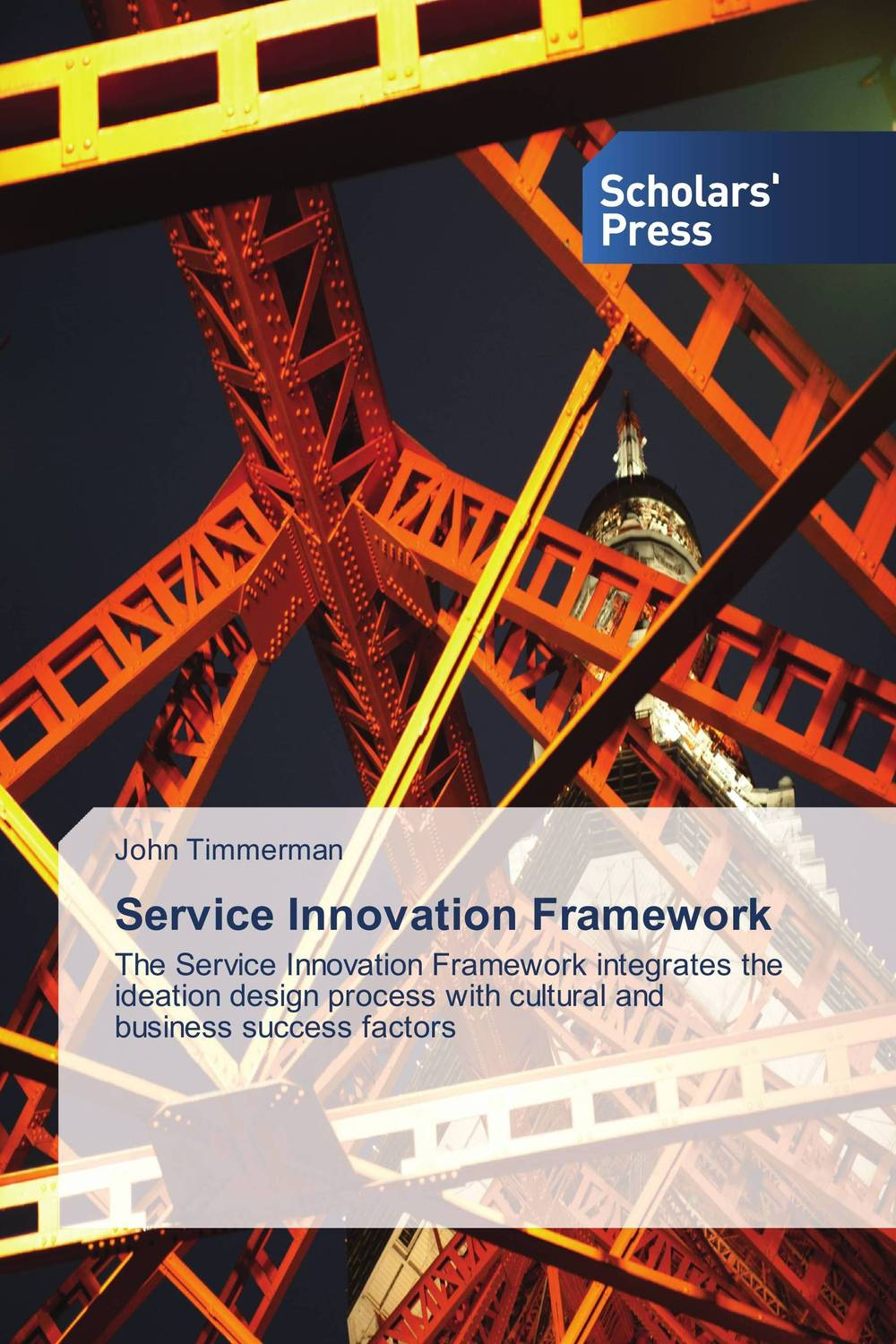 Service Innovation Framework small graphics design innovation for limited spaces