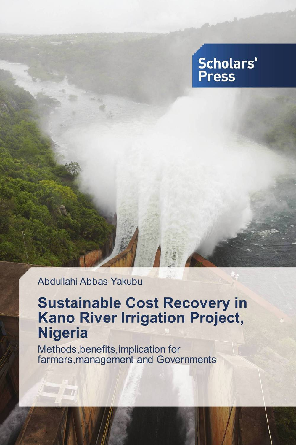 Sustainable Cost Recovery in Kano River Irrigation Project, Nigeria extra fee cost just for the balance of your order shipping cost