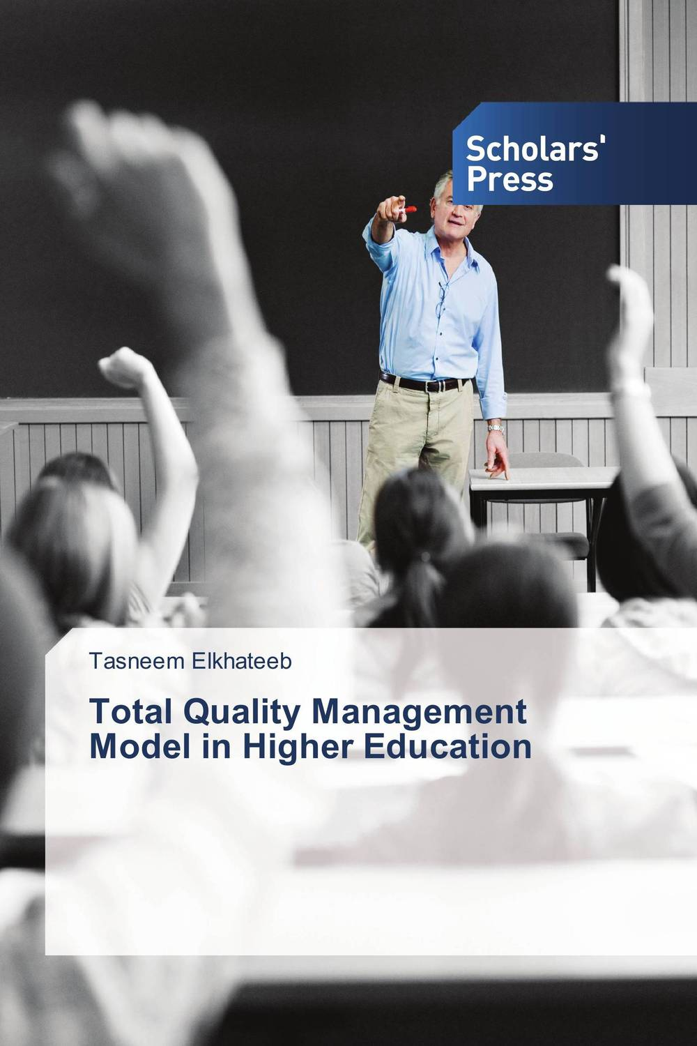 купить Total Quality Management Model in Higher Education по цене 6417 рублей