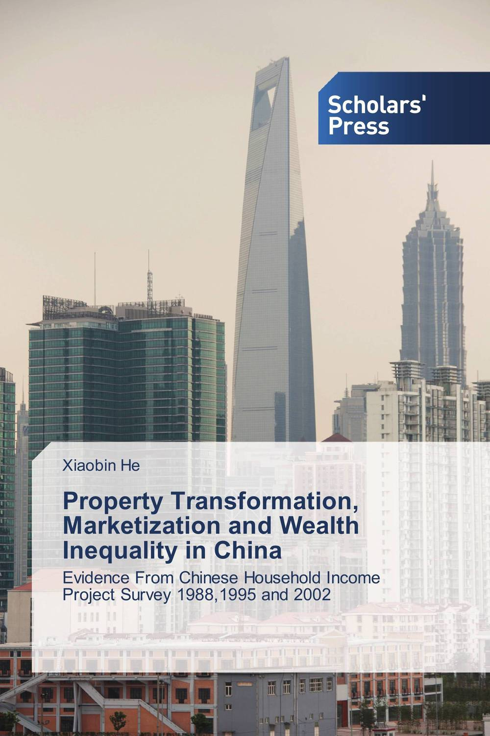 Property Transformation, Marketization and Wealth Inequality in China купить