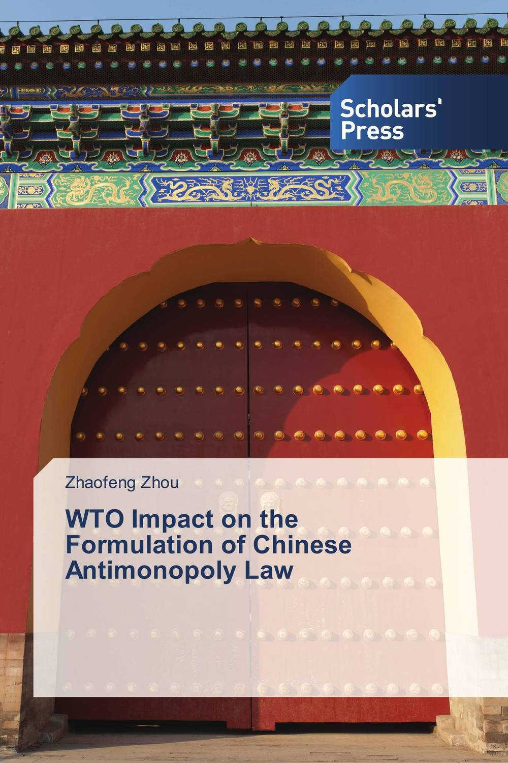 WTO Impact on the Formulation of Chinese Antimonopoly Law evaluation of the impact of a mega sporting event