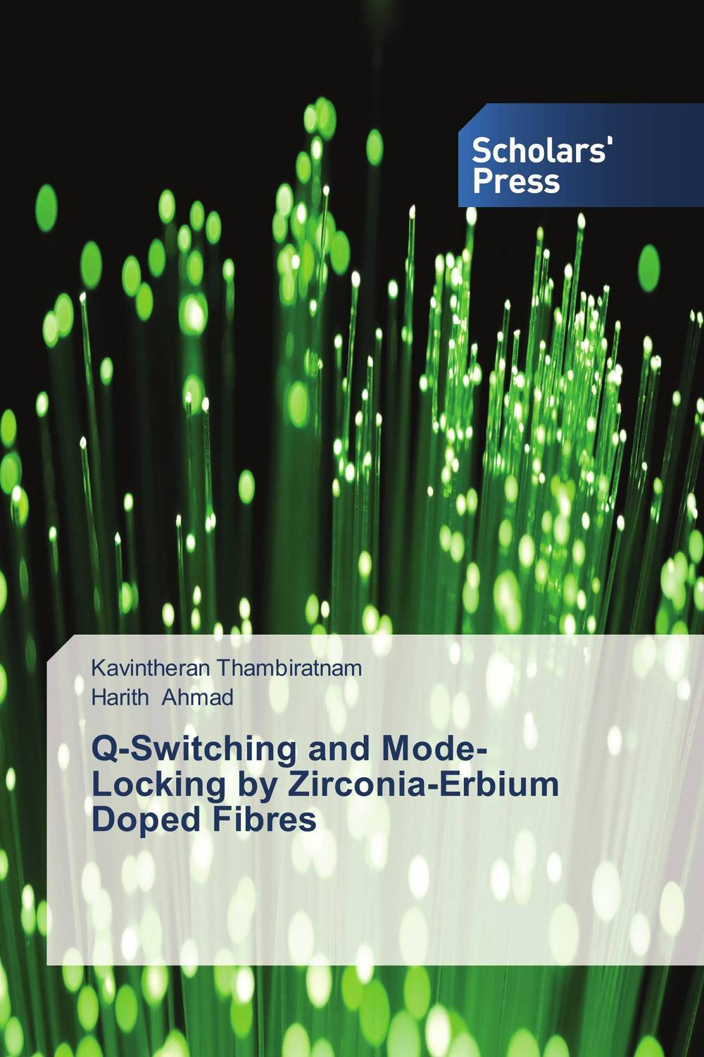 Q-Switching and Mode-Locking by Zirconia-Erbium Doped Fibres characteristics and applications of a novel alcohol oxidase