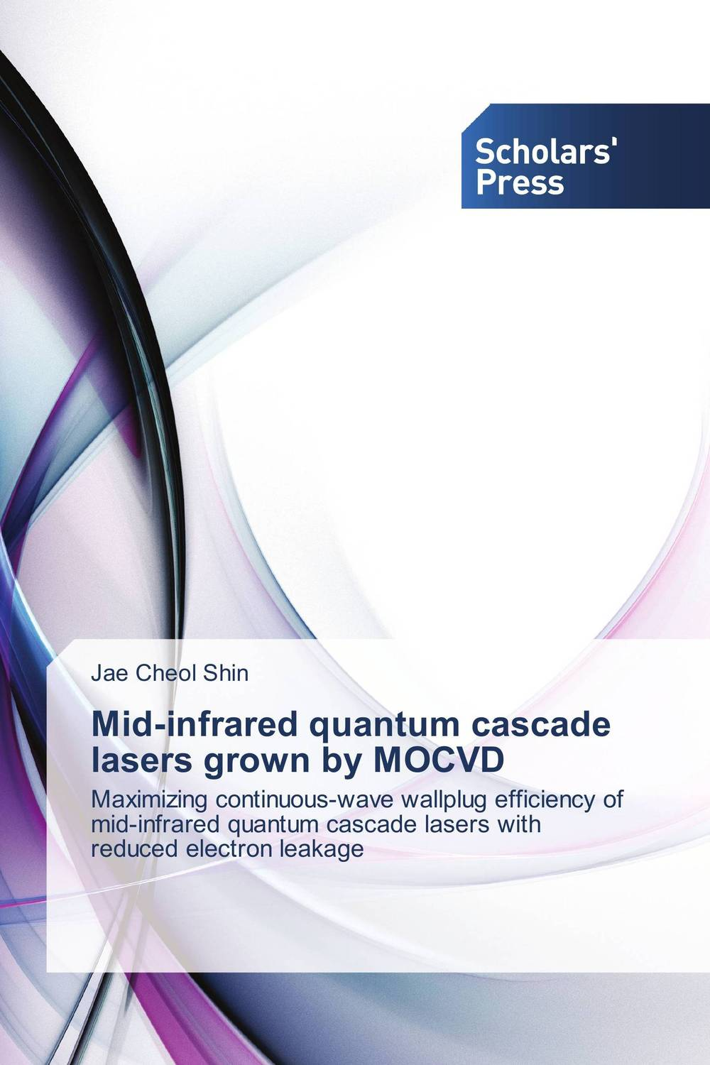 Mid-infrared quantum cascade lasers grown by MOCVD quantum structures
