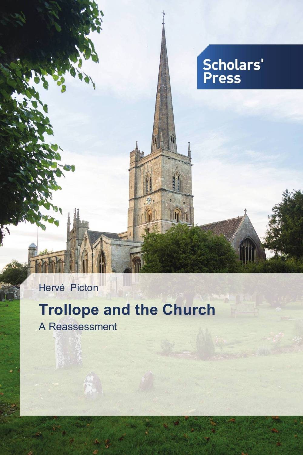 Trollope and the Church trollope anthony phineas finn
