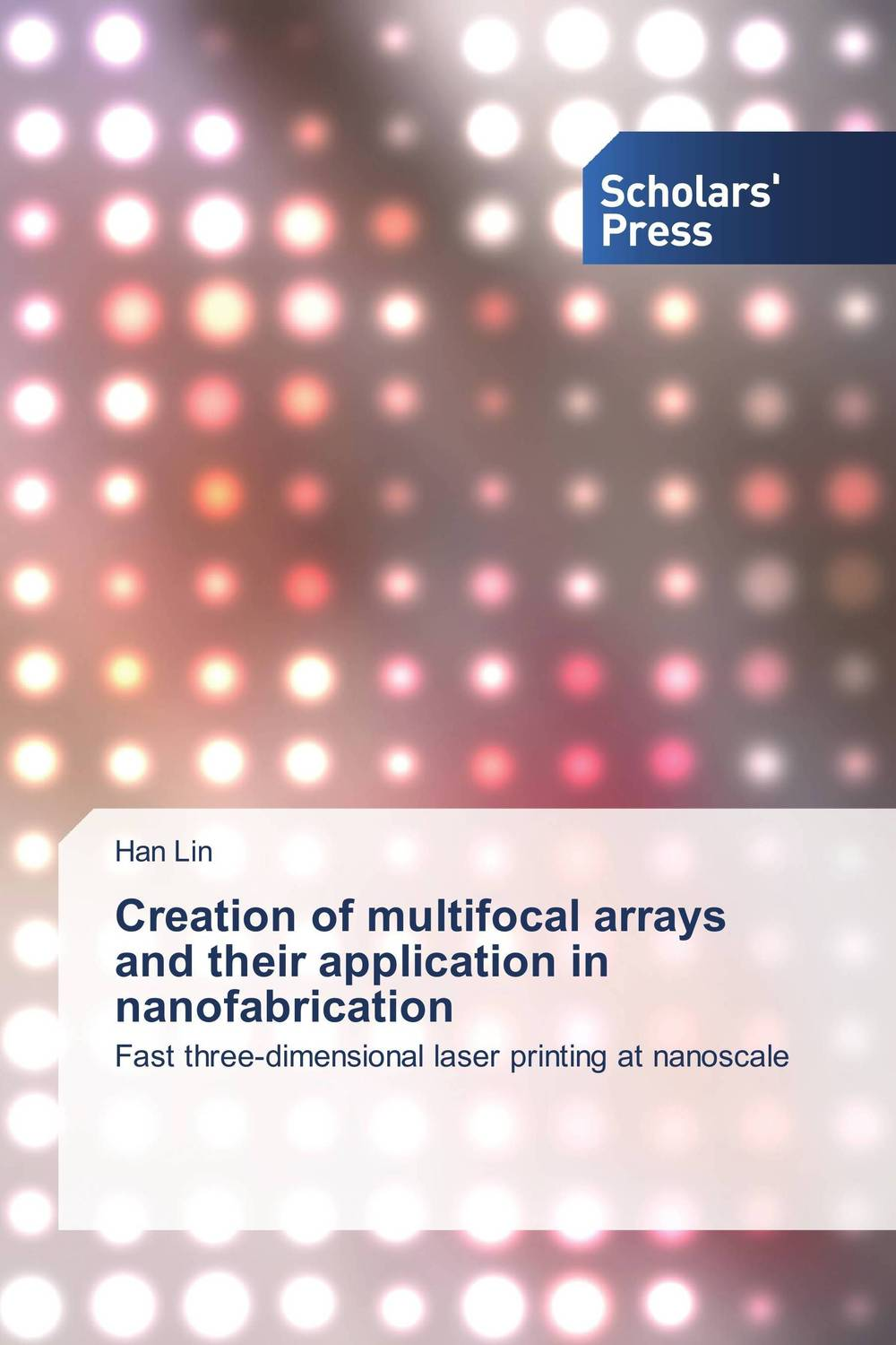 Creation of multifocal arrays and their application in nanofabrication application of pulsed ultra violet light in food processing