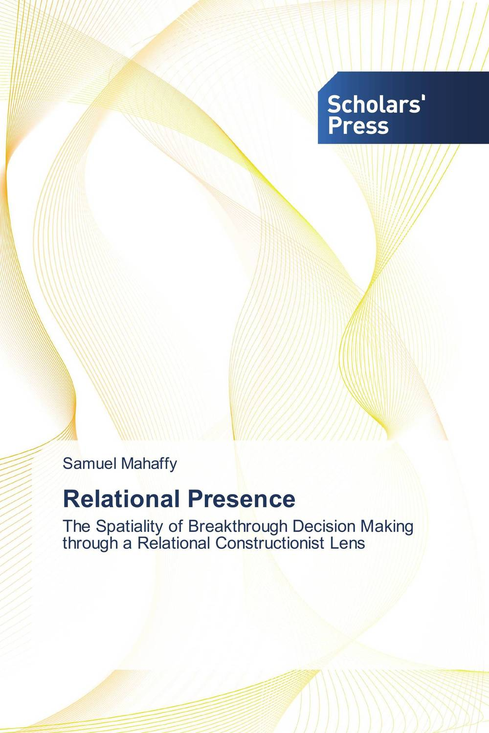Relational Presence nicholas michael the little black book of decision making