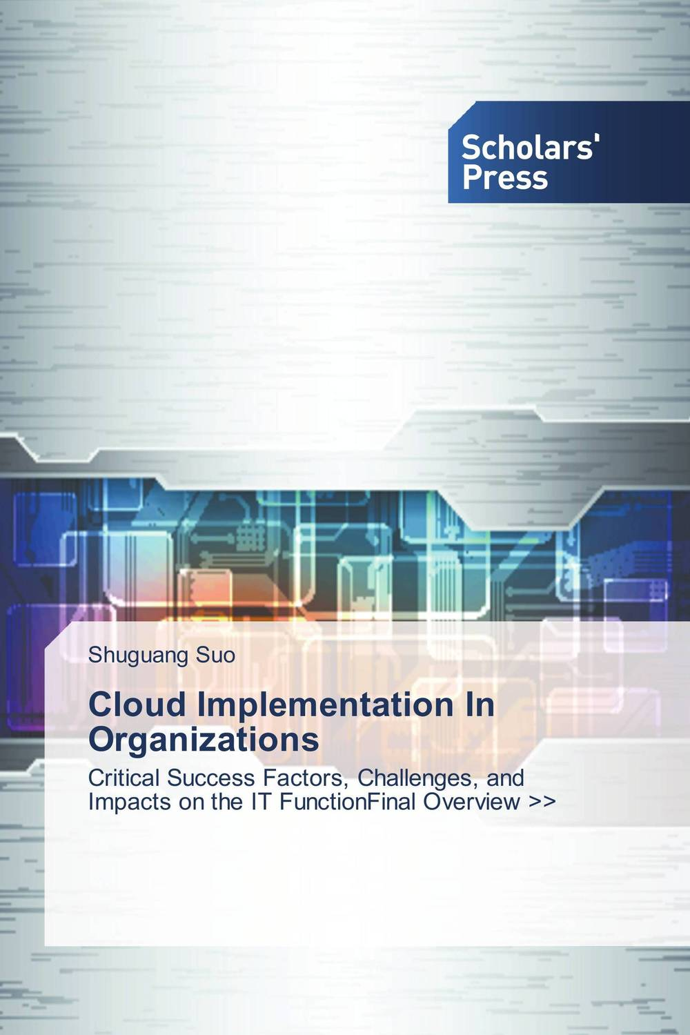 Cloud Implementation In Organizations cloud implementation in organizations