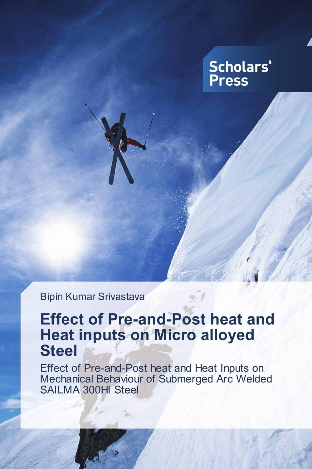 Effect of Pre-and-Post heat and Heat inputs on Micro alloyed Steel цена
