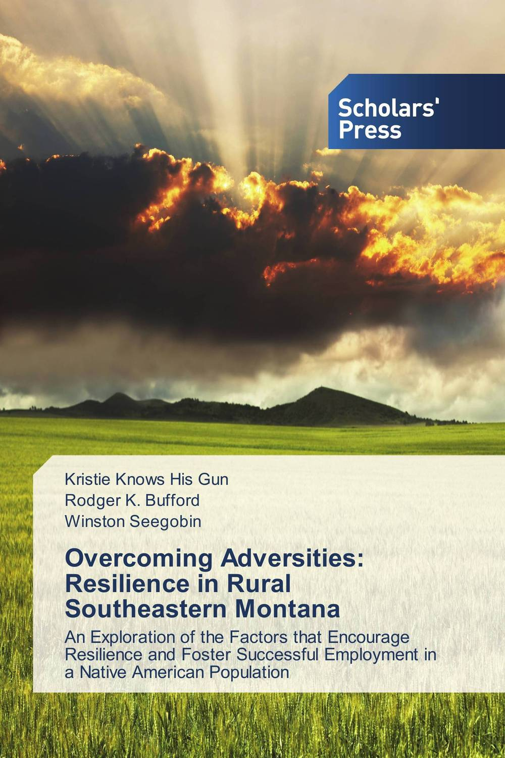 Overcoming Adversities: Resilience in Rural Southeastern Montana overcoming infertility