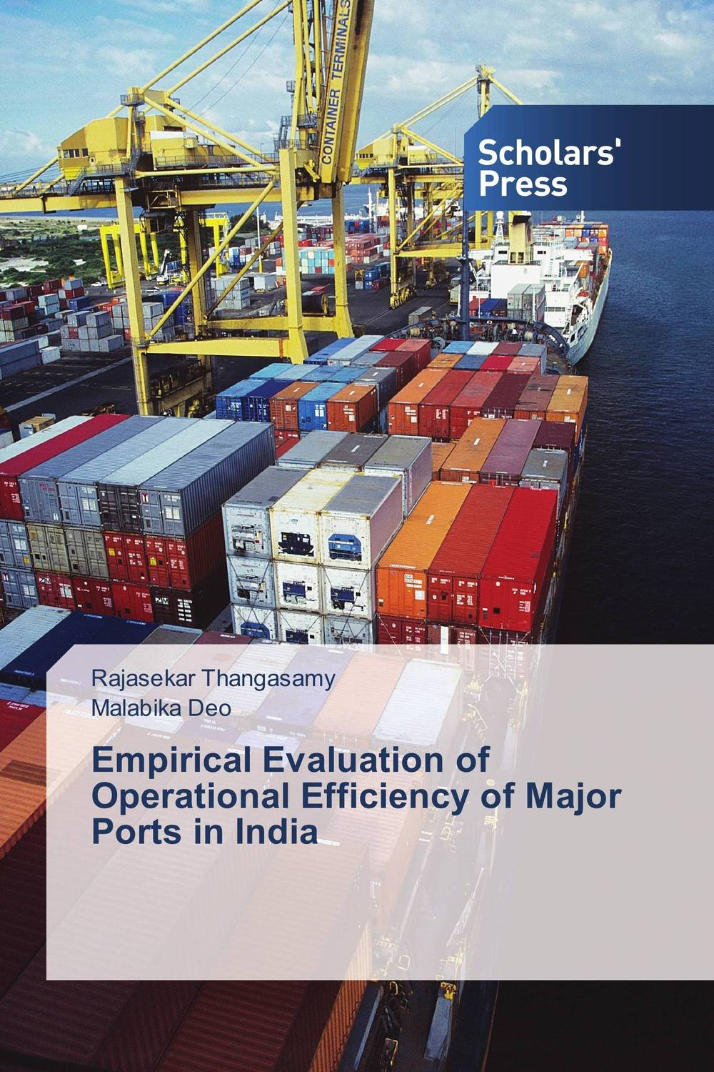 Empirical Evaluation of Operational Efficiency of Major Ports in India empirical evaluation of operational efficiency of major ports in india
