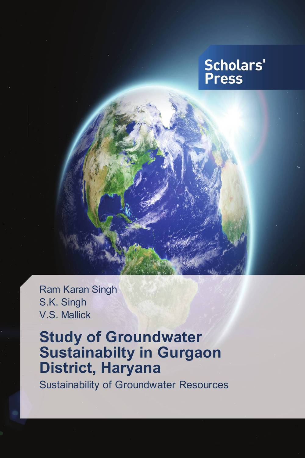 Study of Groundwater Sustainabilty in Gurgaon District, Haryana фильтры помпы the source of water