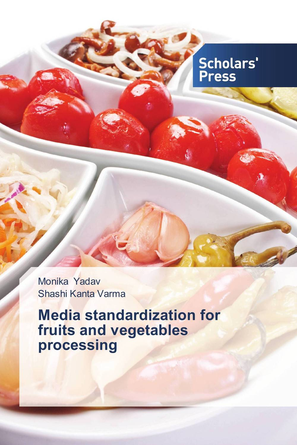 Media standardization for fruits and vegetables processing