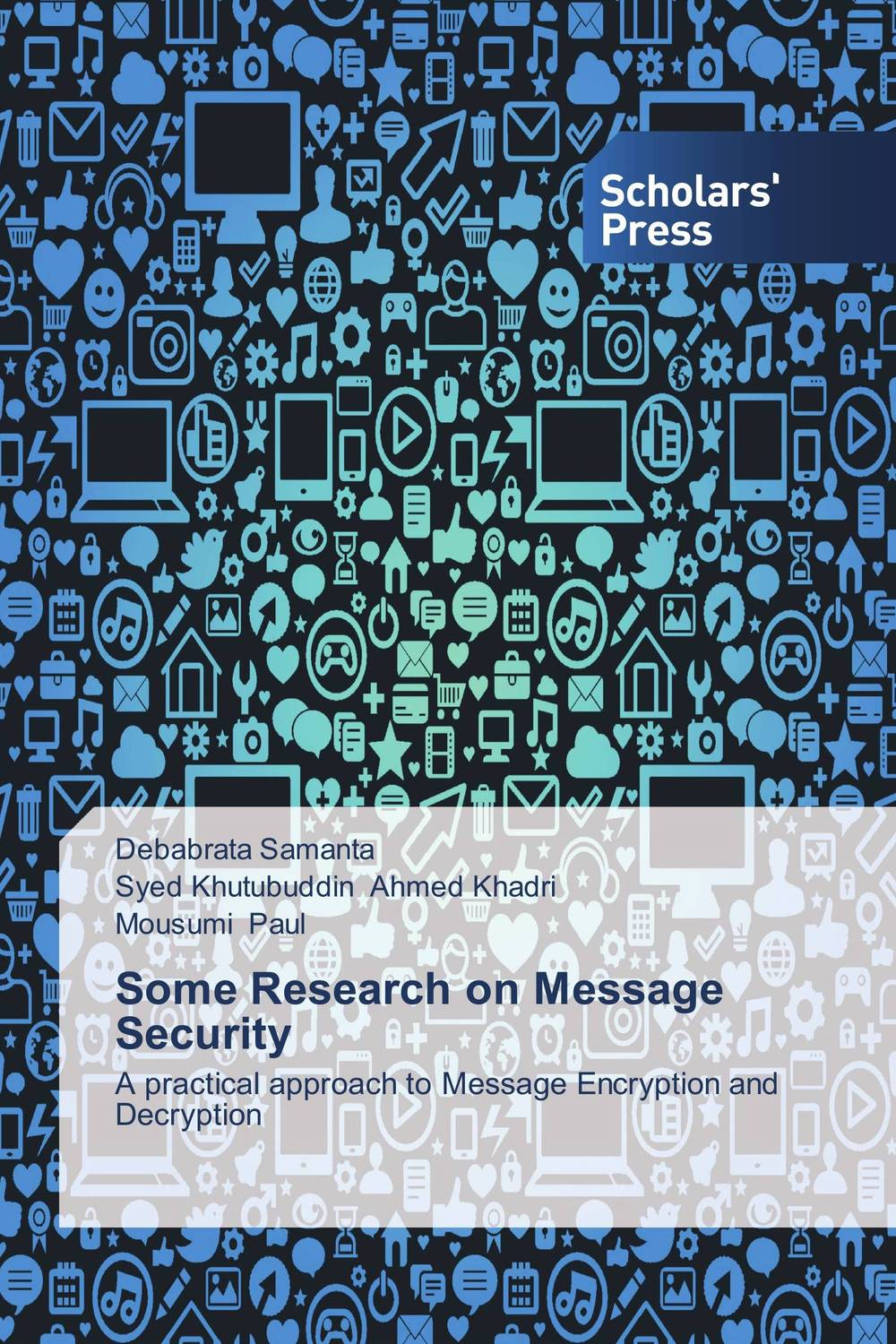 Some Research on Message Security dickens c a message from the sea