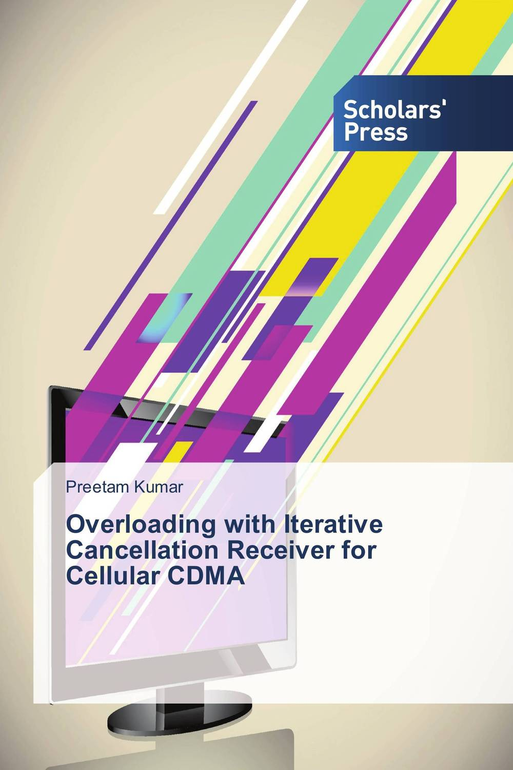 Overloading with Iterative Cancellation Receiver for Cellular CDMA