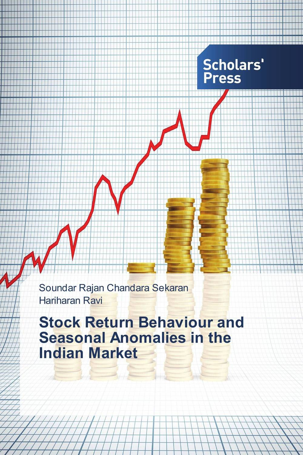 Stock Return Behaviour and Seasonal Anomalies in the Indian Market soemarso slamet rahardjo stock market crisis evidence of speculative behaviour