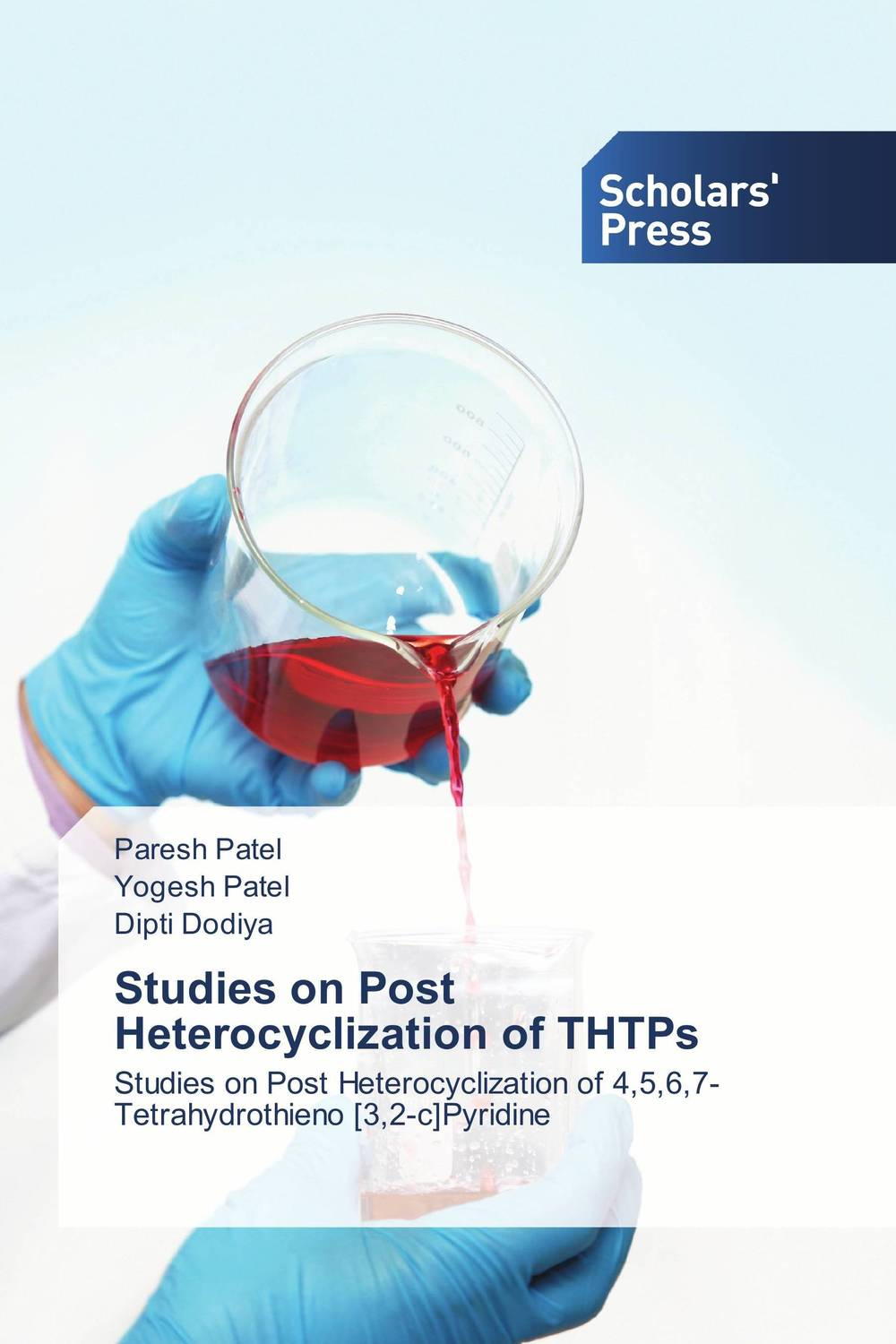 Studies on Post Heterocyclization of THTPs studies on schiff bases derived from acetophenones