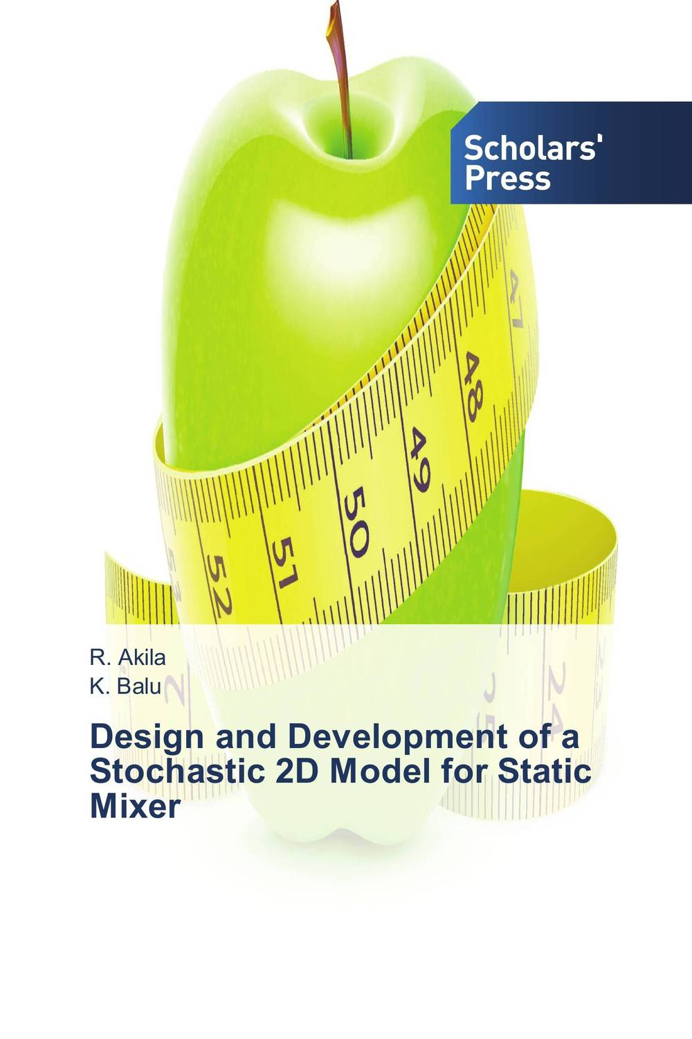 Design and Development of a Stochastic 2D Model for Static Mixer kunchi madhavi and tirupathi rao padi stochastic modeling