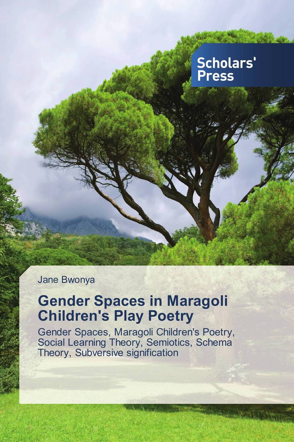 Gender Spaces in Maragoli Children's Play Poetry