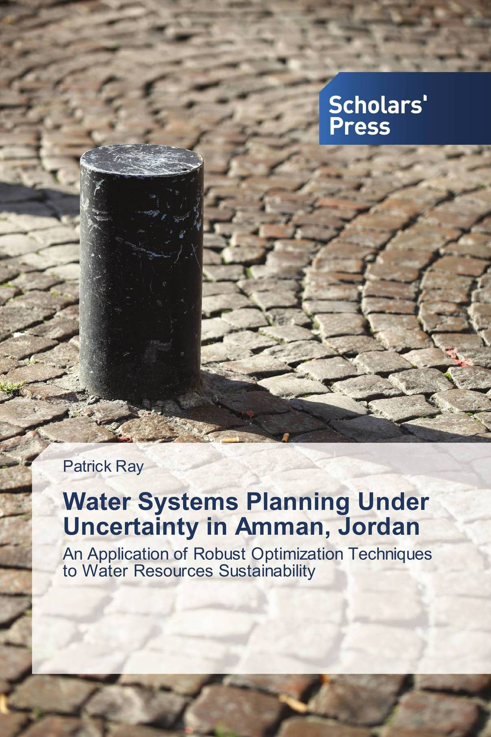Water Systems Planning Under Uncertainty in Amman, Jordan joshua owusu sekyere simulation of water table control systems