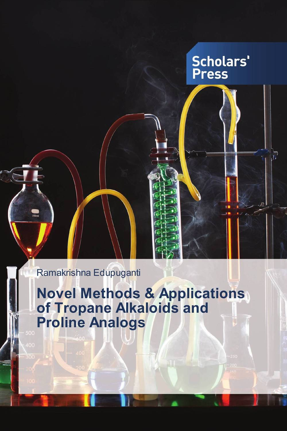 Novel Methods & Applications of Tropane Alkaloids and Proline Analogs drug discovery and design