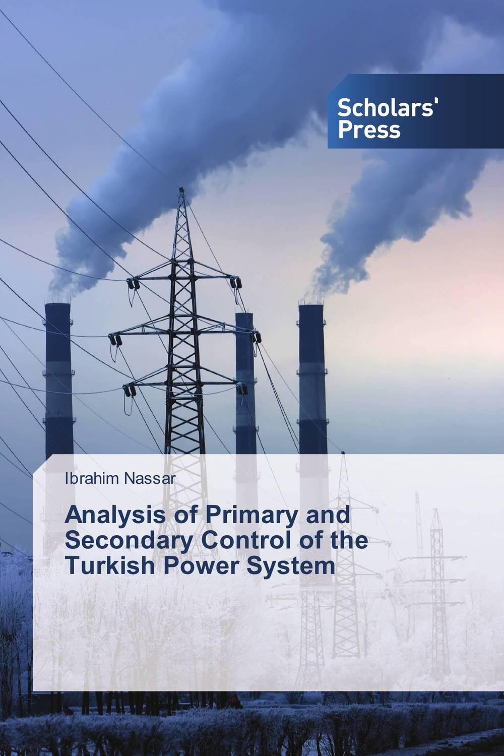 Analysis of Primary and Secondary Control of the Turkish Power System the greek turkish dispute on the continental shelf in the aegean sea