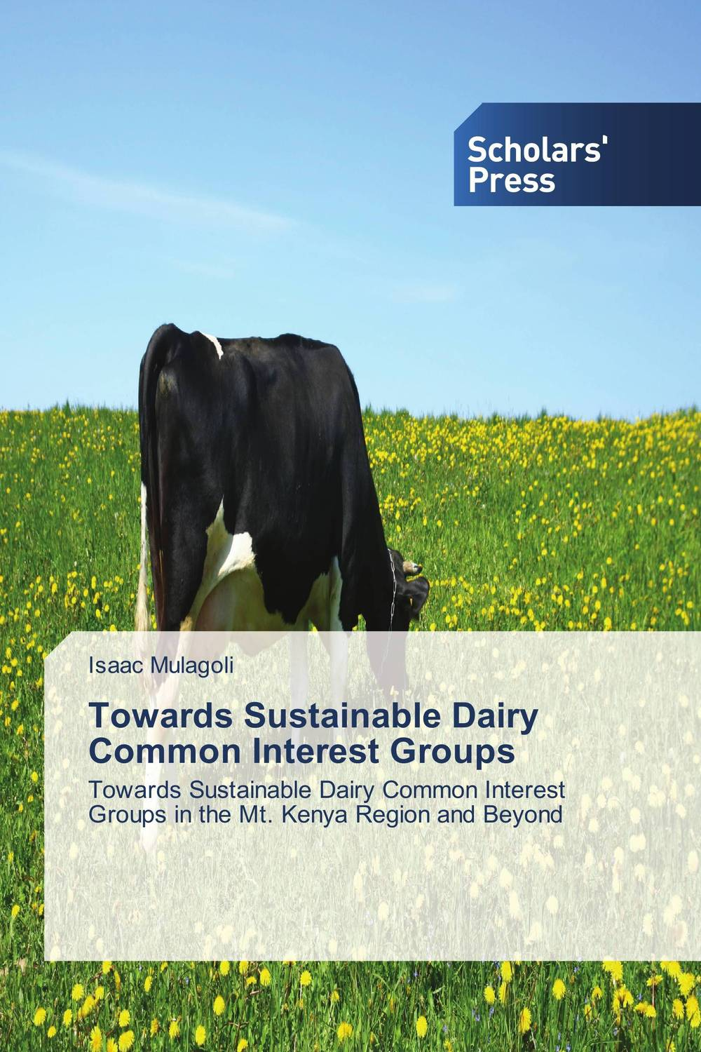 Towards Sustainable Dairy Common Interest Groups driven to distraction