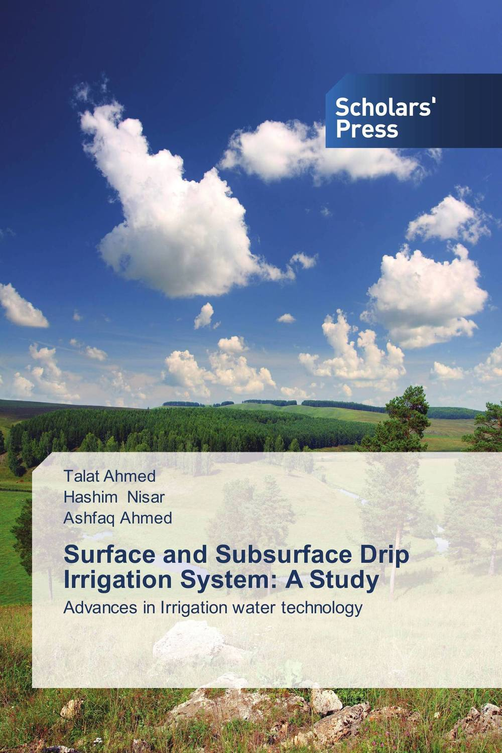 Surface and Subsurface Drip Irrigation System: A Study forestry trees under irrigation with sewage effluent