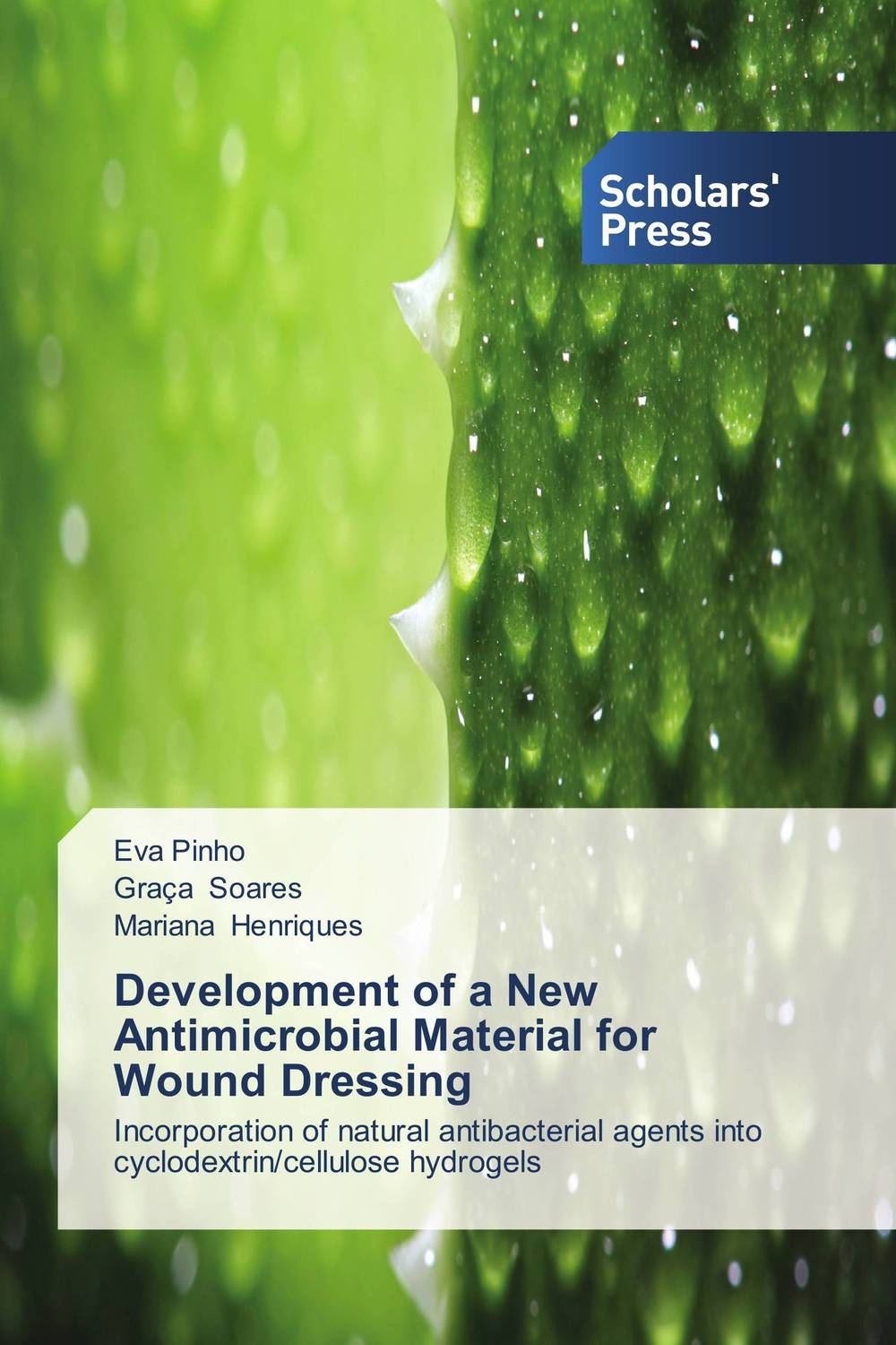 Development of a New Antimicrobial Material for Wound Dressing kazi rifat ahmed simu akter and kushal roy alternative development loom by reason of natural changes