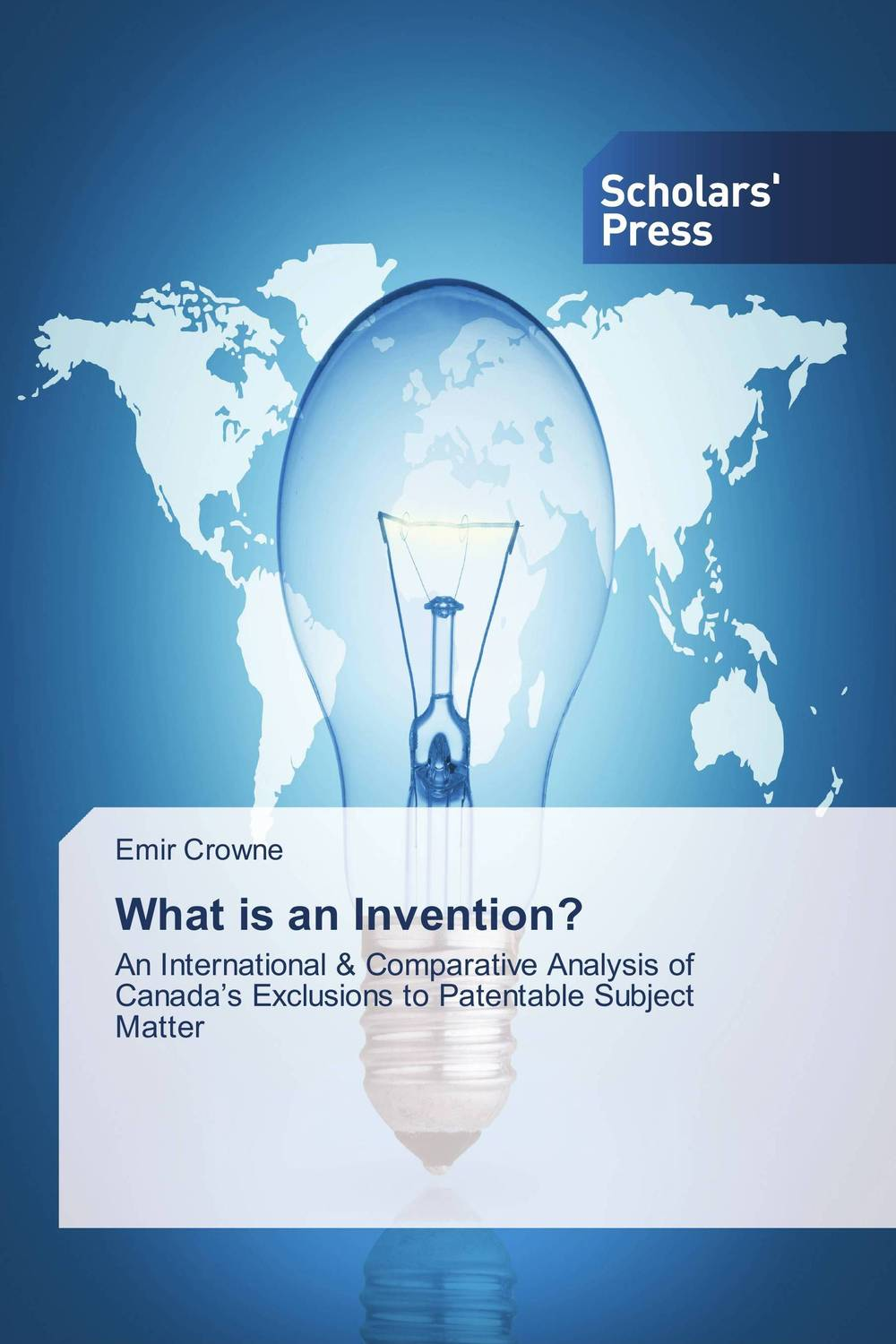 What is an Invention? patentability of pharmaceuticals