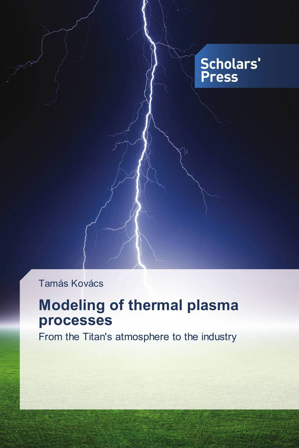 Modeling of thermal plasma processes