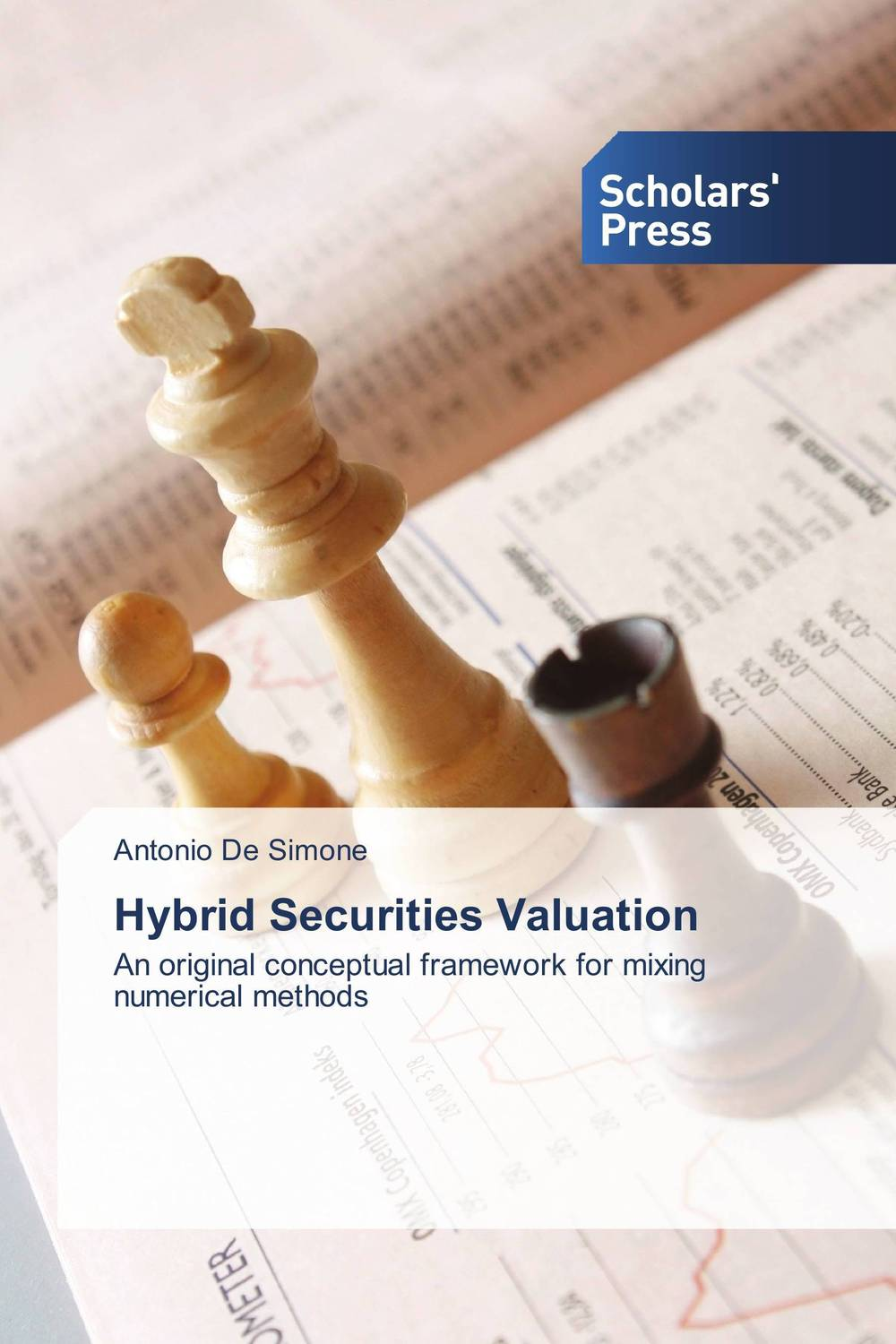 Фото Hybrid Securities Valuation finance and investments