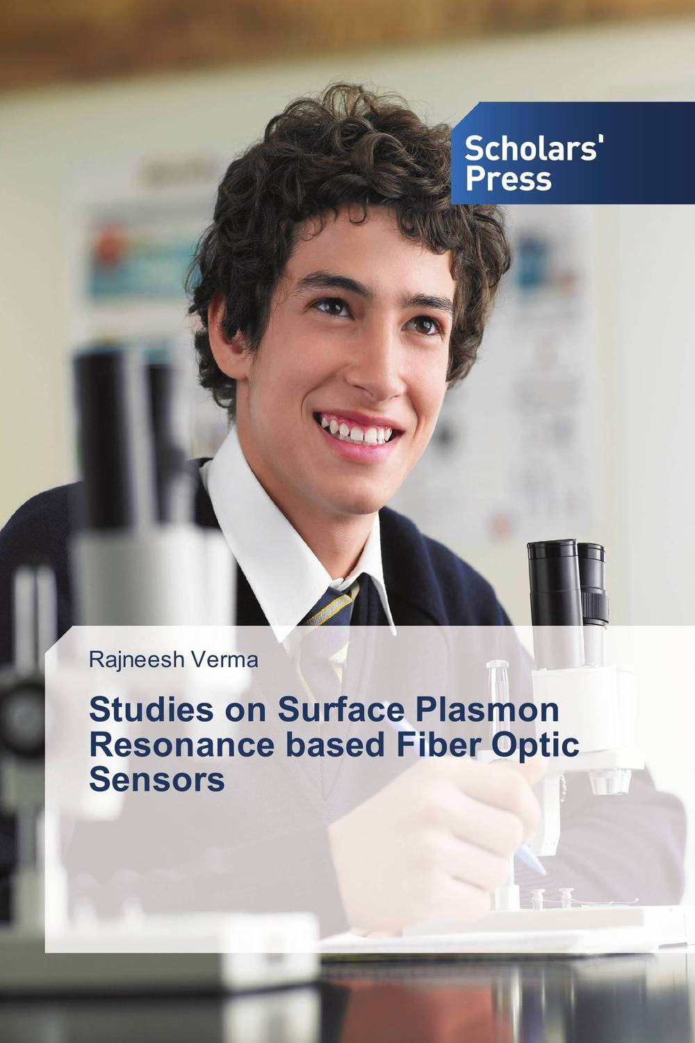 Studies on Surface Plasmon Resonance based Fiber Optic Sensors ray tricker optoelectronics and fiber optic technology