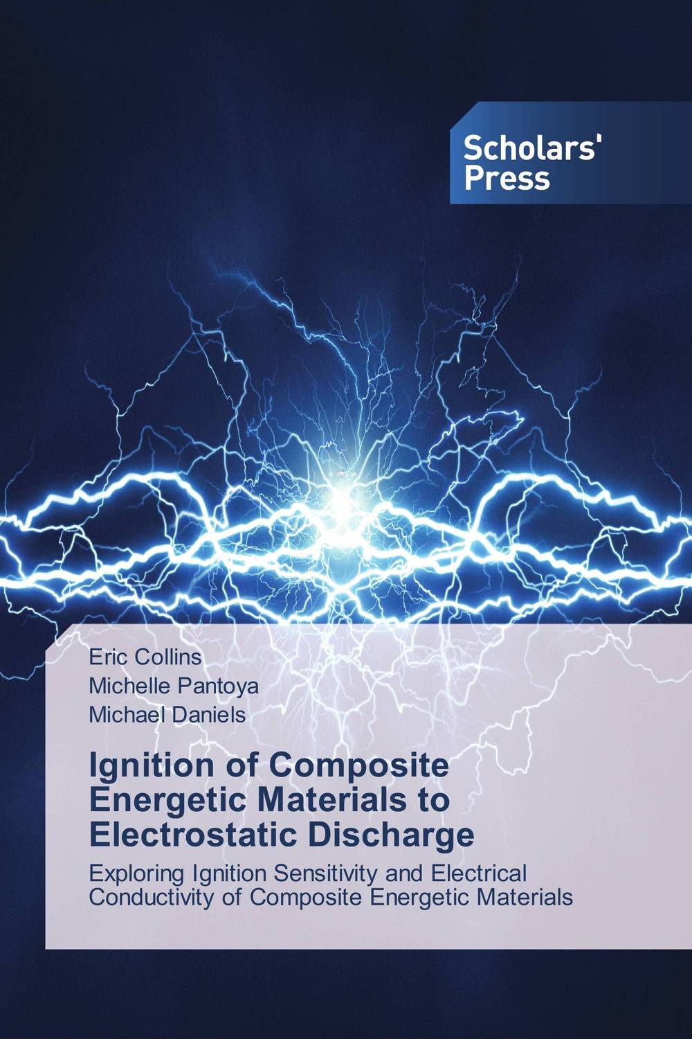 Ignition of Composite Energetic Materials to Electrostatic Discharge composite structures design safety and innovation