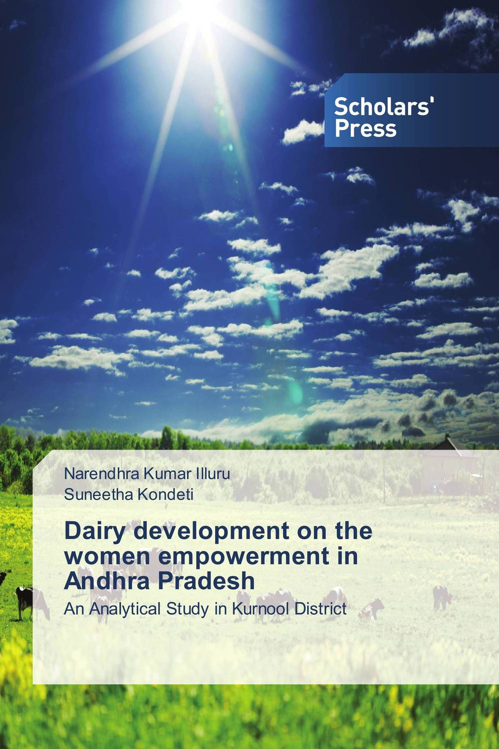 Dairy development on the women empowerment in Andhra Pradesh theatre for women empowerment and development