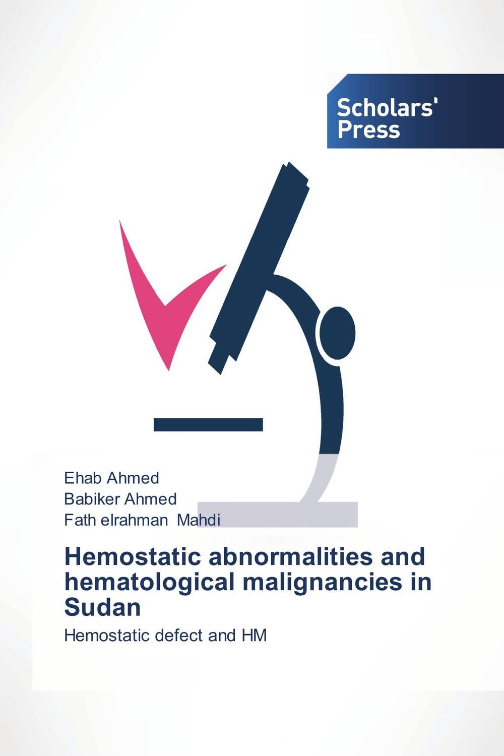 Hemostatic abnormalities and hematological malignancies in Sudan diagnostic aids in potentially malignant disorders and malignancies