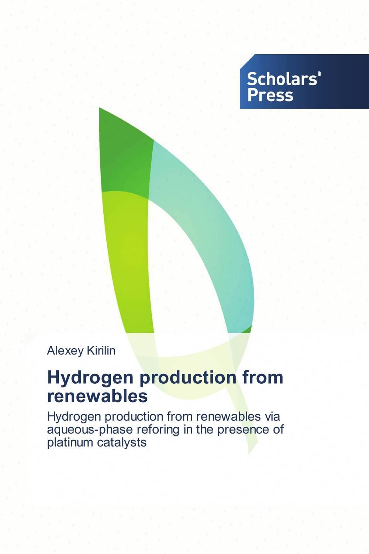 Hydrogen production from renewables sadat khattab usama abdul raouf and tsutomu kodaki bio ethanol for future from woody biomass