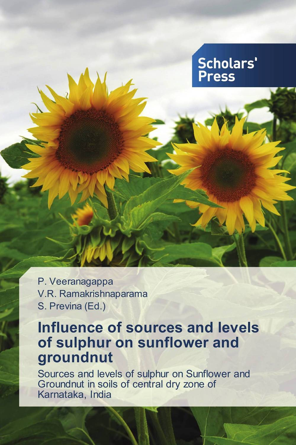 Influence of sources and levels of sulphur on sunflower and groundnut nify benny and c h sujatha enrichment of sulphur compounds in the cochin estuarine system
