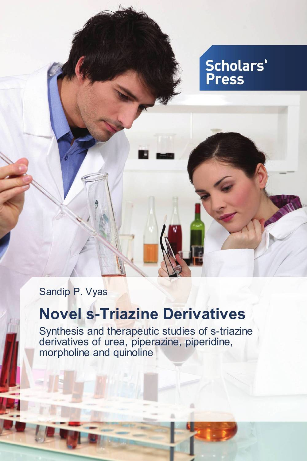 Novel s-Triazine Derivatives sandip p vyas novel s triazine derivatives