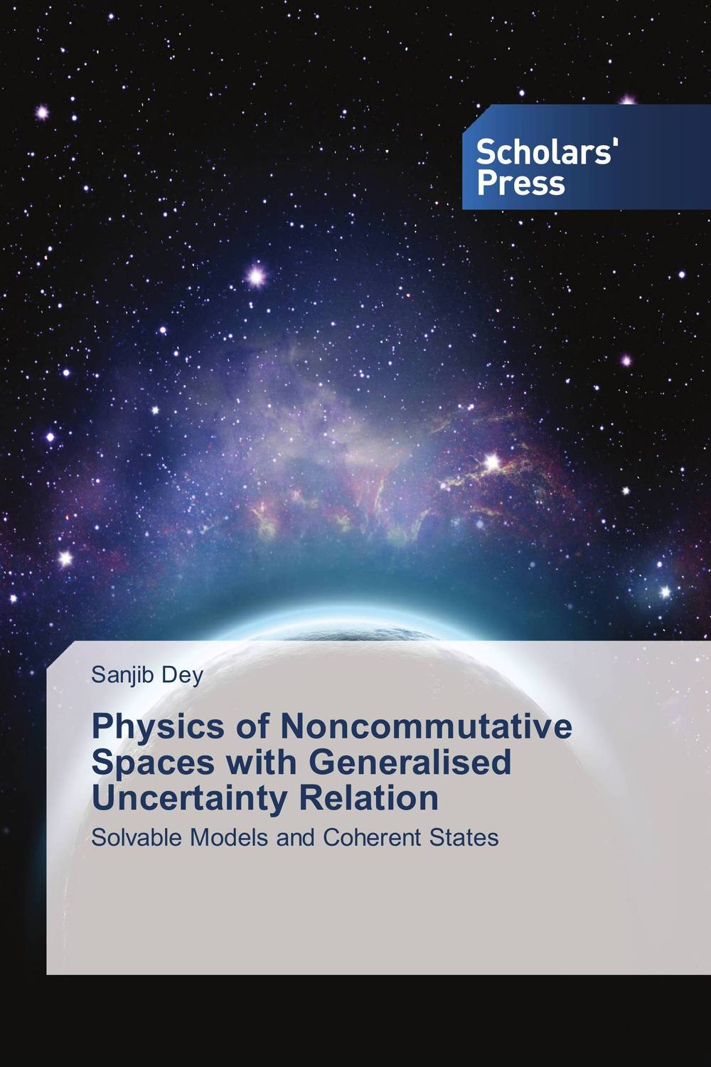 Physics of Noncommutative Spaces with Generalised Uncertainty Relation igor taganov irreversible time physics
