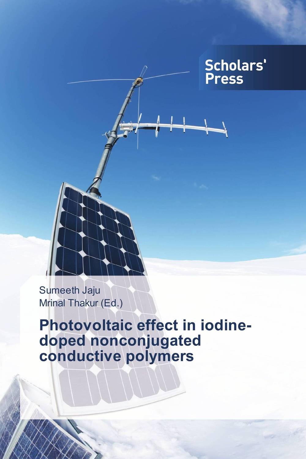 Photovoltaic effect in iodine-doped nonconjugated conductive polymers carbohydrate doped mgb2 superconductor for magnet application